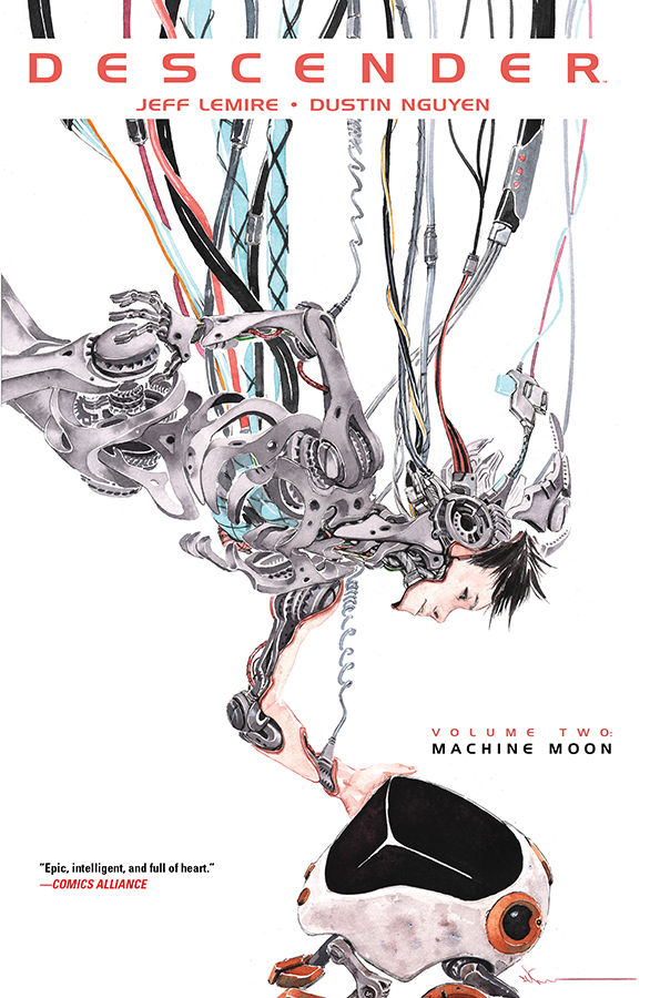 DESCENDER TP VOL 02 (MR)