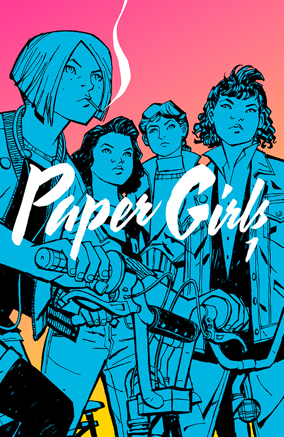 PAPER GIRLS TP VOL 01 (JAN160645)