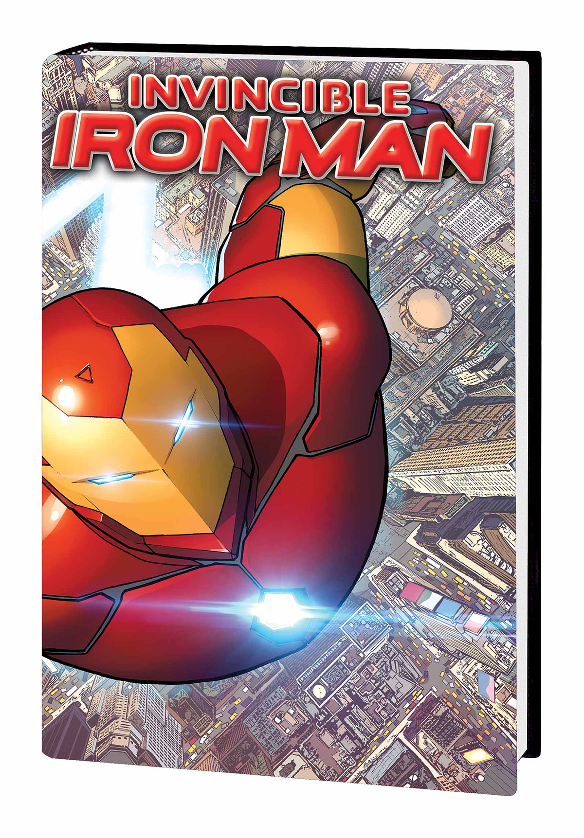 INVINCIBLE IRON MAN PREM HC VOL 01 REBOOT