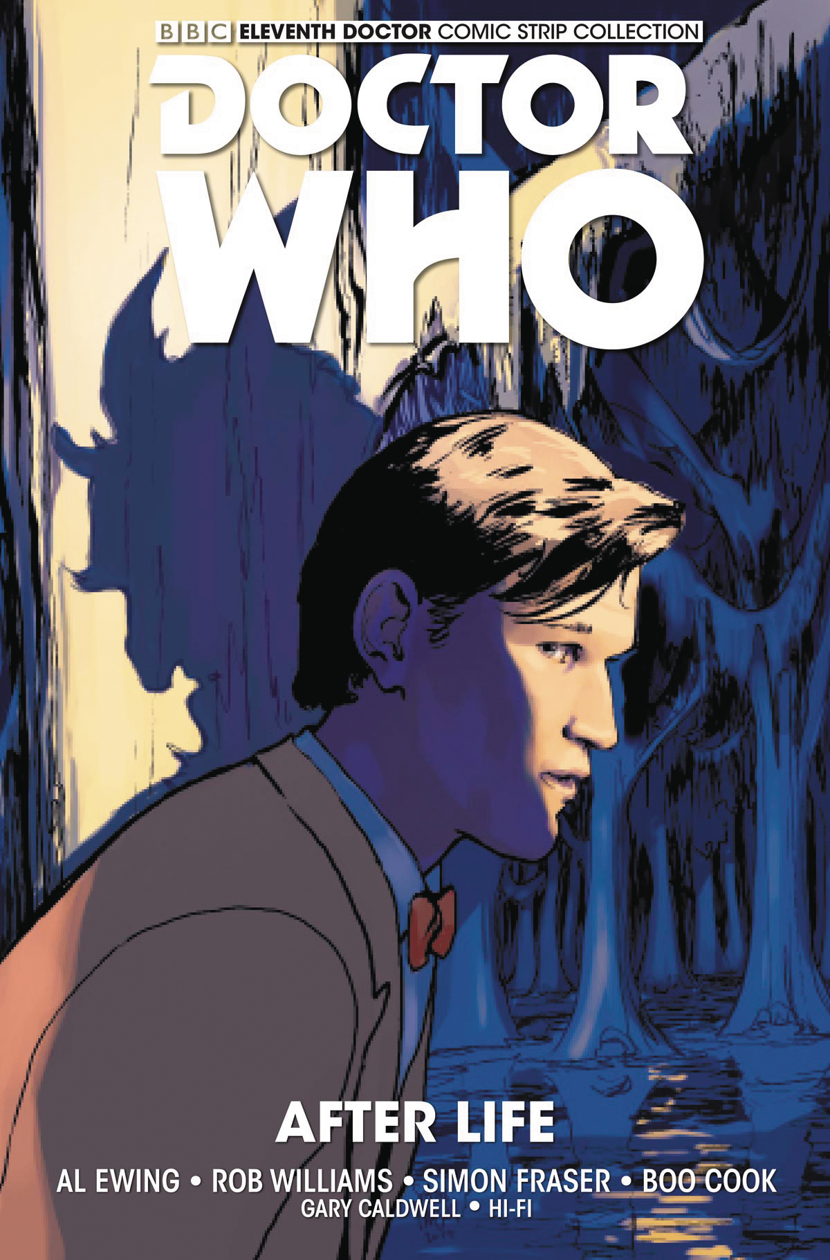 DOCTOR WHO 11TH TP LTD ED VOL 01 AFTER LIFE