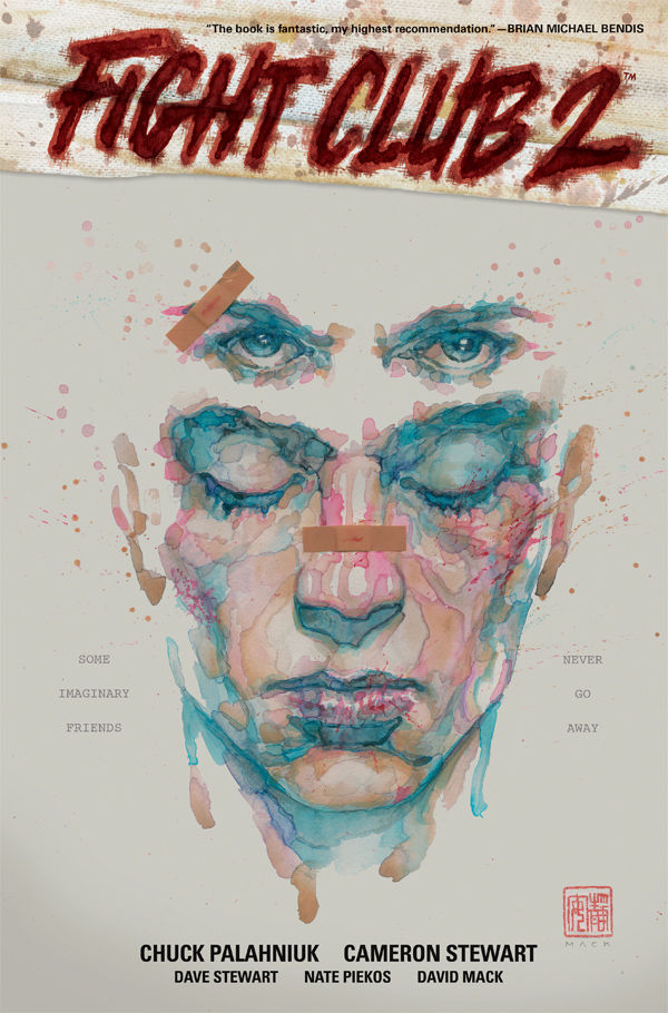 FIGHT CLUB 2 HC (MR)