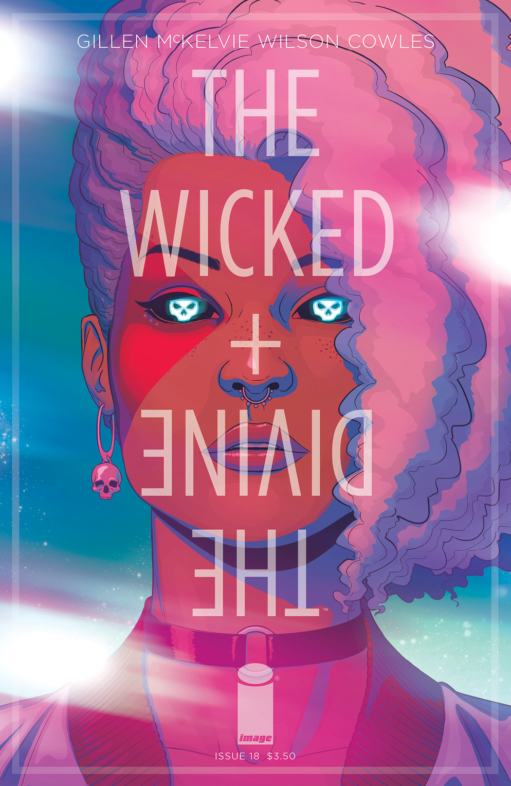 WICKED & DIVINE #18 CVR B MCKELVIE & WILSON (MR)