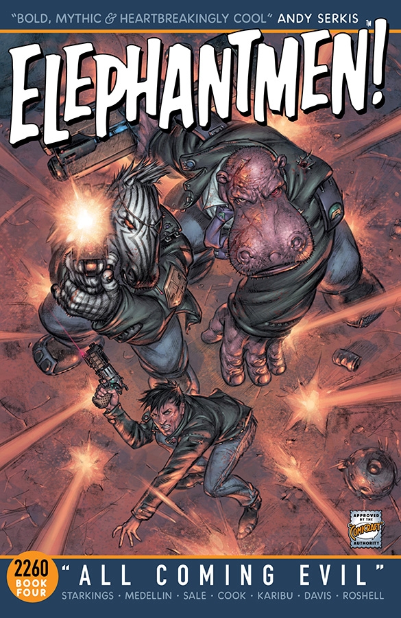 ELEPHANTMEN 2260 TP BOOK 04 ALL COMING EVIL