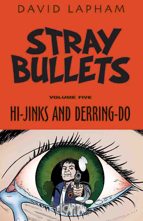 STRAY BULLETS TP VOL 05 HI-JINKS & DERRING-DO (MR)