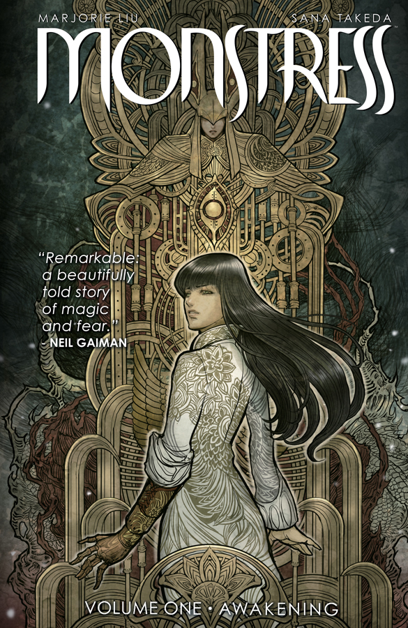 MONSTRESS TP VOL 01 (MR)