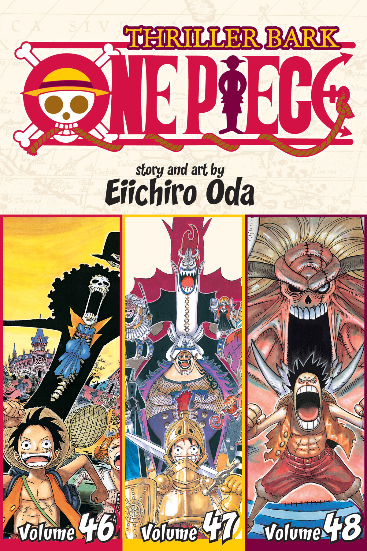 ONE PIECE 3IN1 TP VOL 16