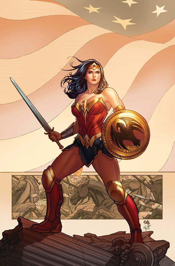 WONDER WOMAN #1 VAR ED
