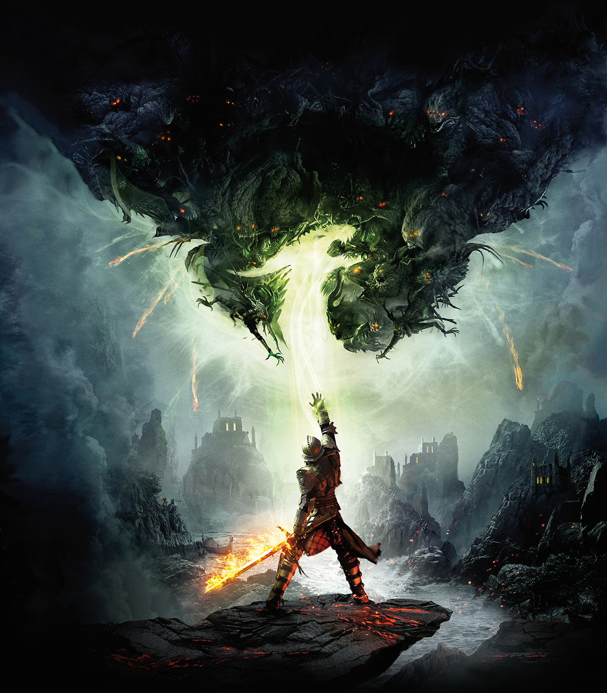 DRAGON AGE INQUISITION POSTER COLLECTION TP