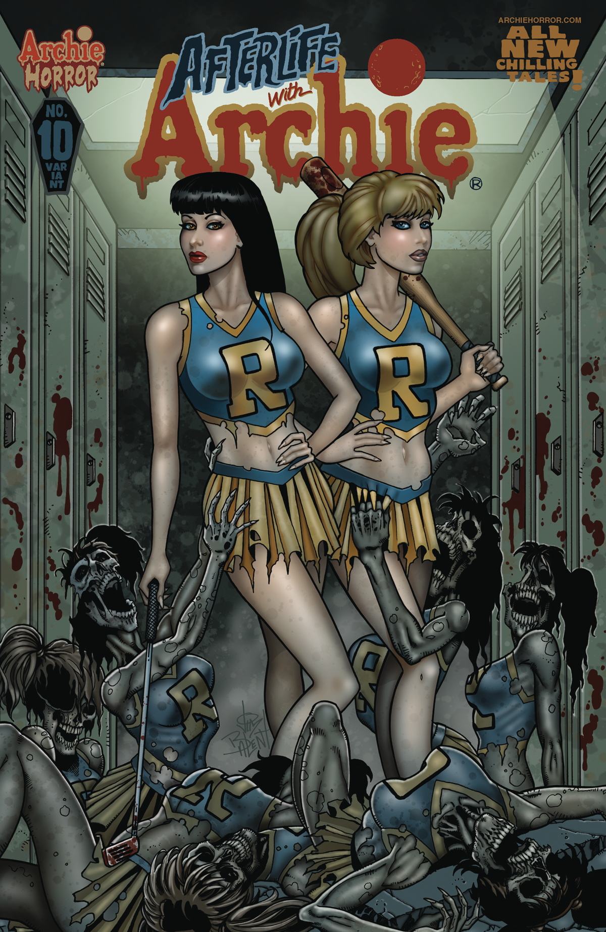 (USE AUG168455) AFTERLIFE WITH ARCHIE #10 CVR B VAR BALENT C