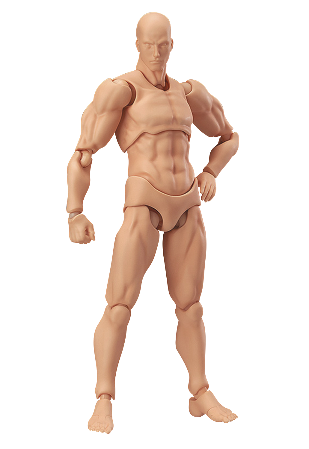 FIGMA ARCHETYPE NEXT MALE FIG FLESH COLOR VER