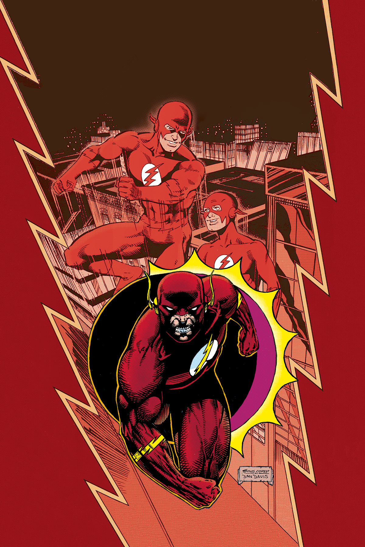 (USE JAN198063) FLASH BY MARK WAID TP BOOK 01 (RES)