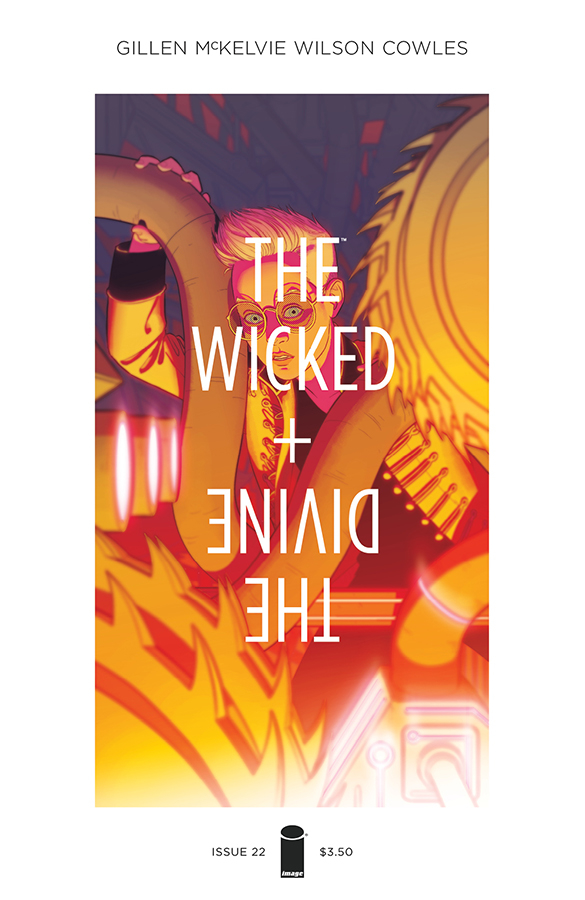 WICKED & DIVINE #22 CVR A MCKELVIE & WILSON (MR)