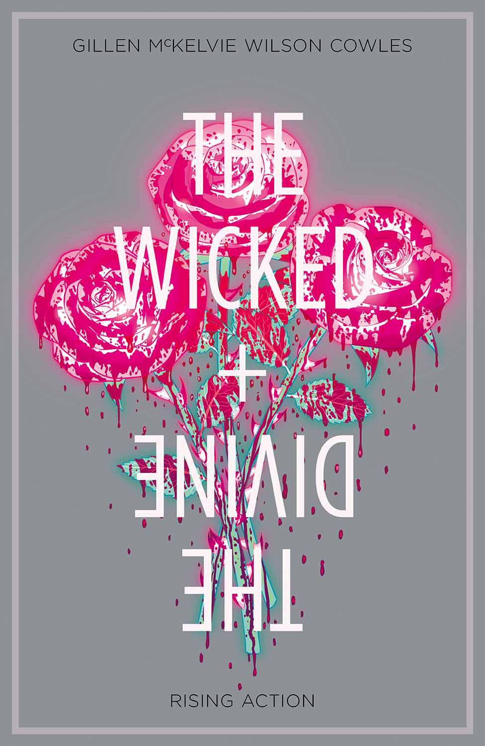 WICKED & DIVINE TP VOL 04 RISING ACTION (JUL160868) (MR)