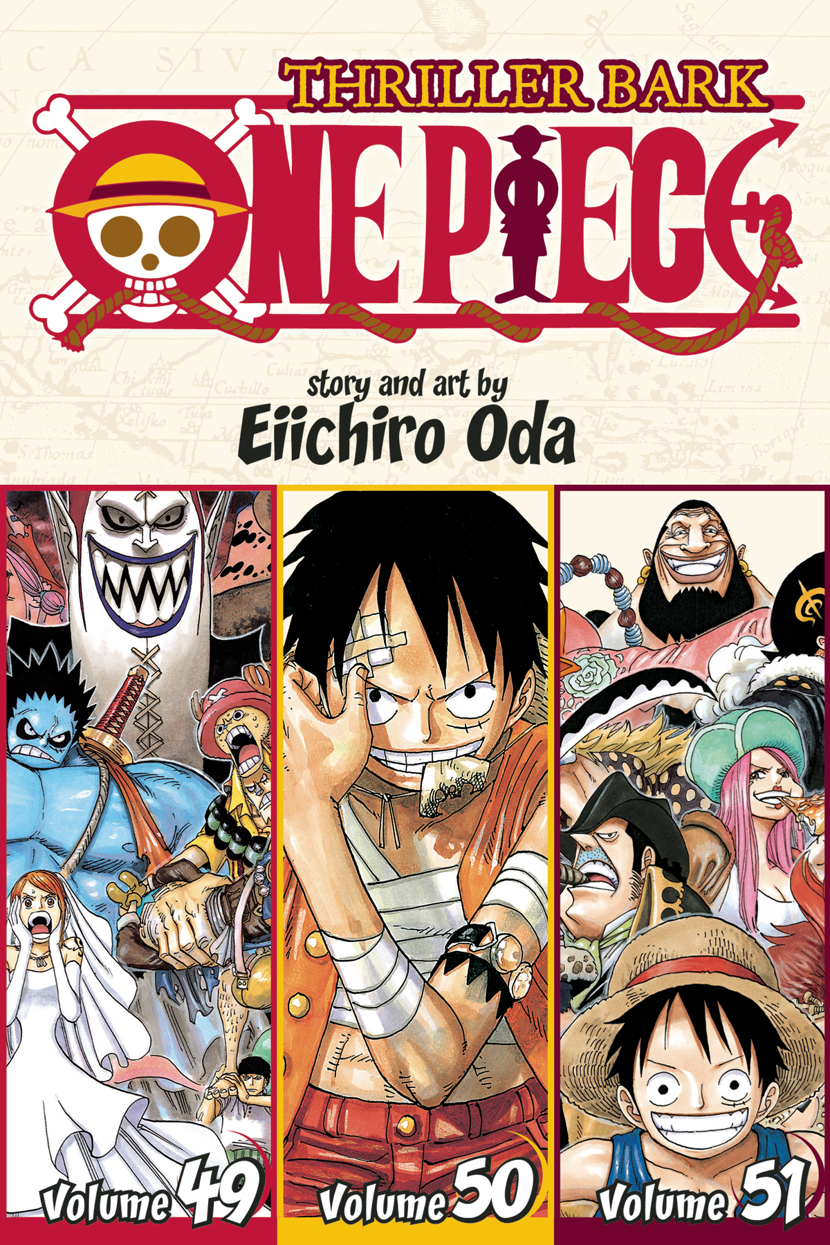 ONE PIECE 3IN1 TP VOL 17