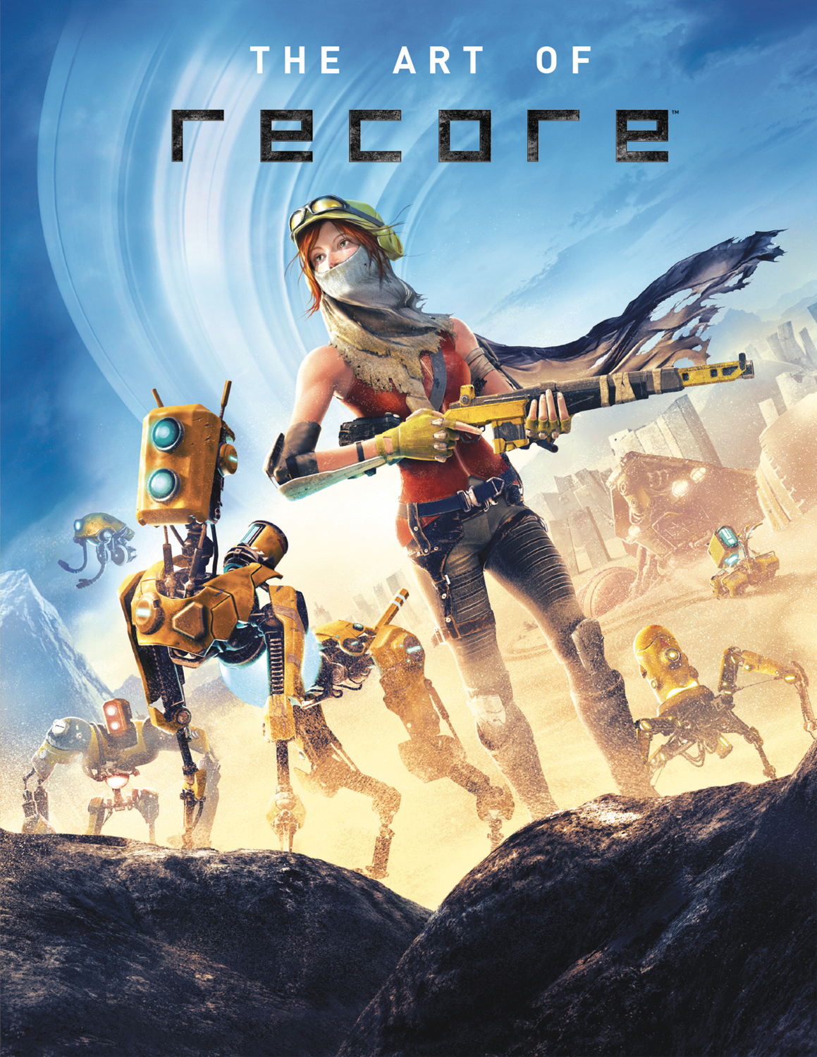 ART OF RECORE HC (APR168774)