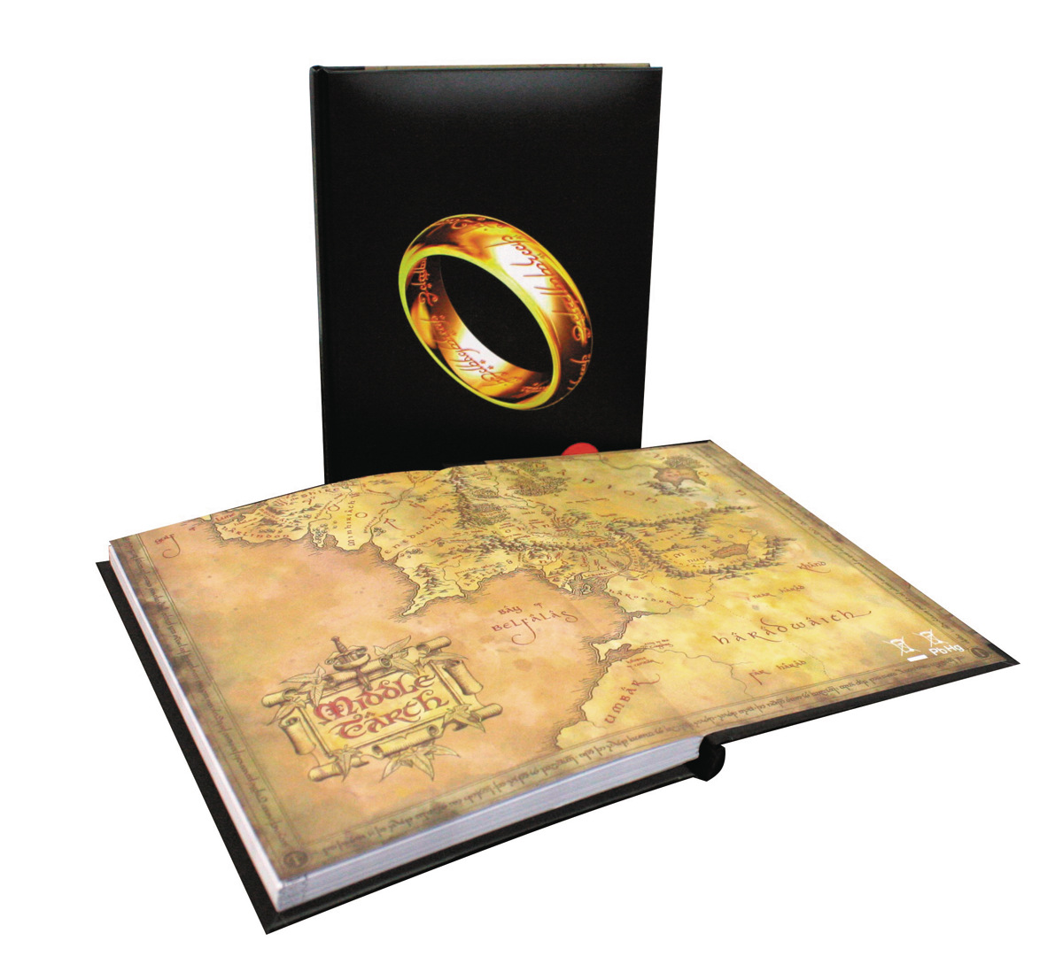 LOTR THE ONE RING LIGHT UP NOTEBOOK