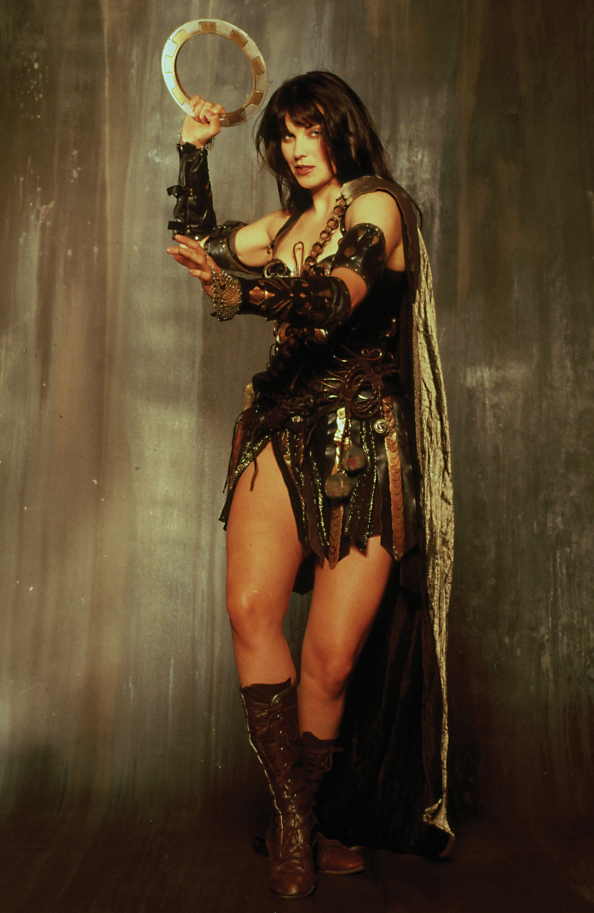 XENA WARRIOR PRINCESS #6 CVR B 10 COPY VIRGIN PHOTO INCV (Ne