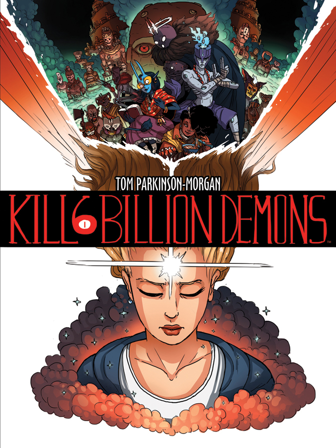 KILL 6 BILLION DEMONS TP VOL 01 (MR)