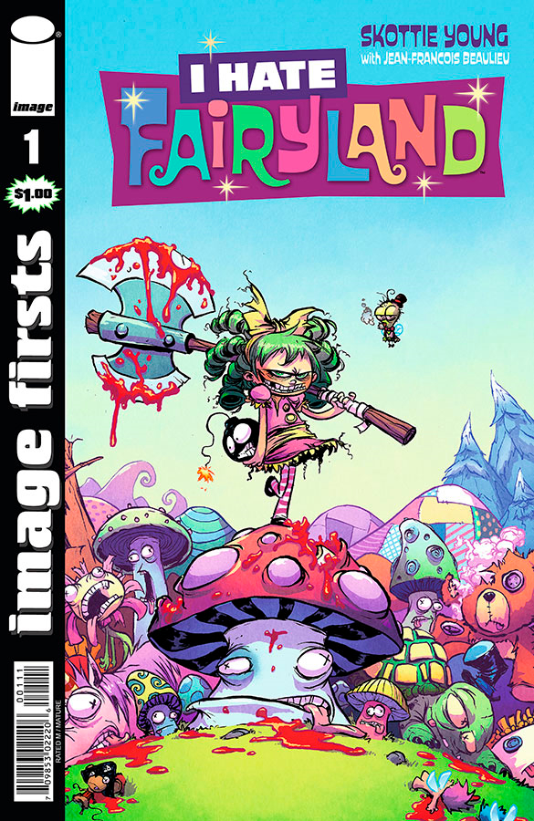 IMAGE FIRSTS I HATE FAIRYLAND #1