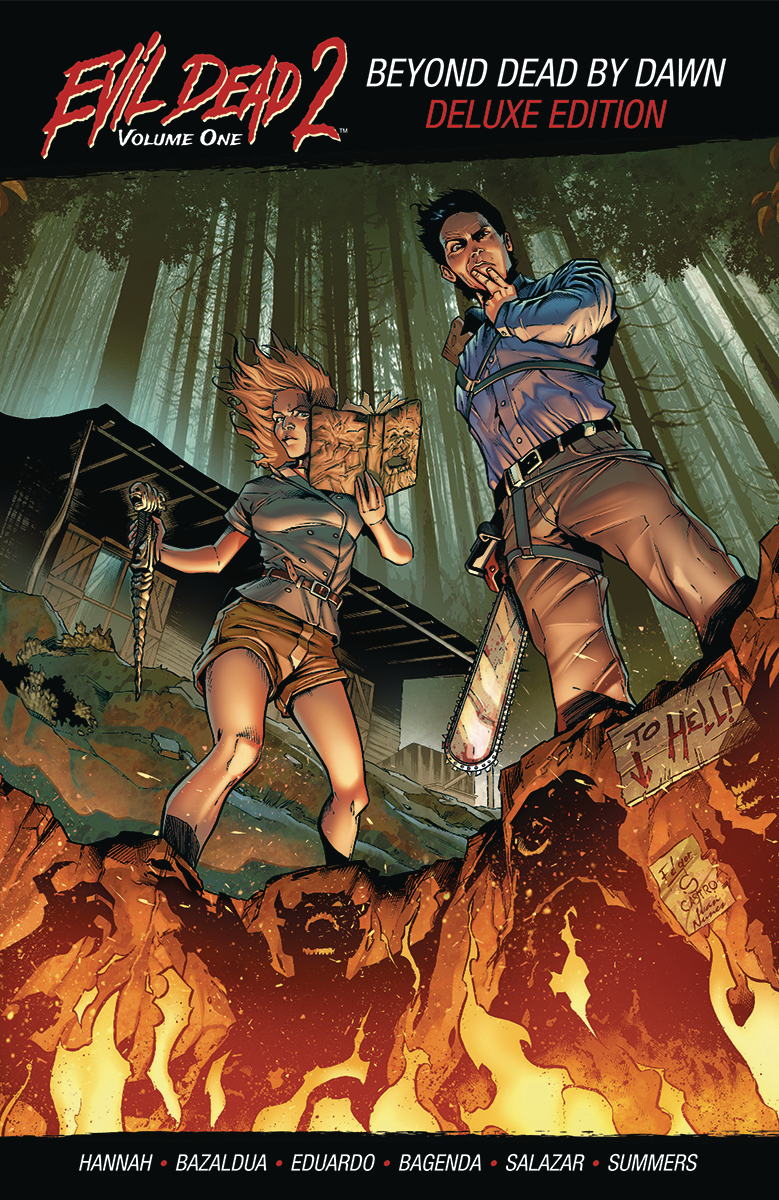 EVIL DEAD 2 DLX TP VOL 01 BEYOND DEAD BY DAWN