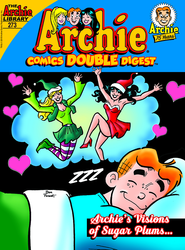 ARCHIE COMICS DOUBLE DIGEST #273