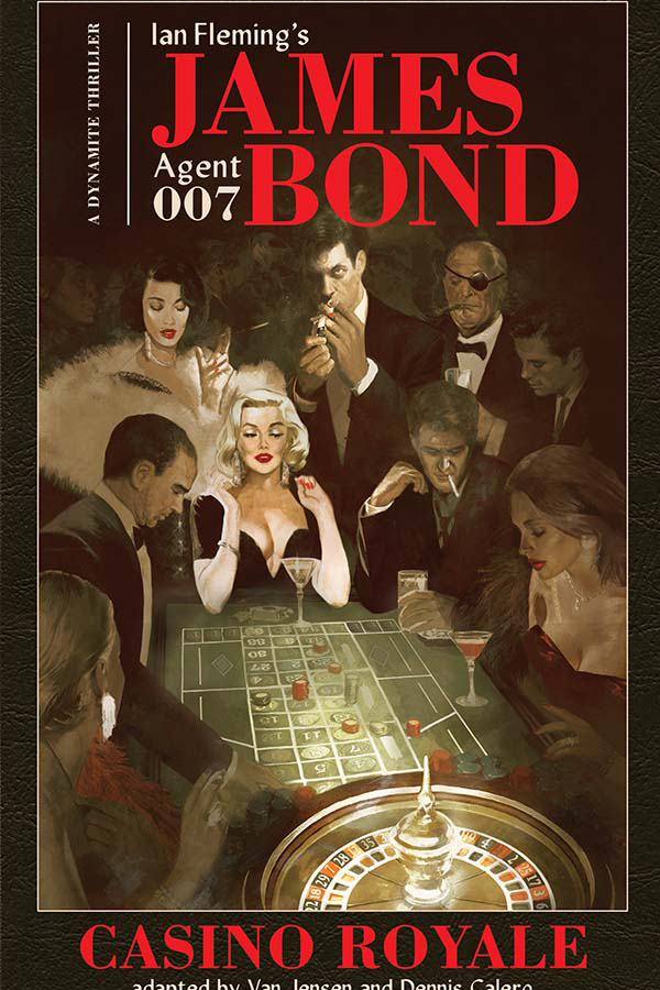 JAMES BOND CASINO ROYALE HC (JUL171682)