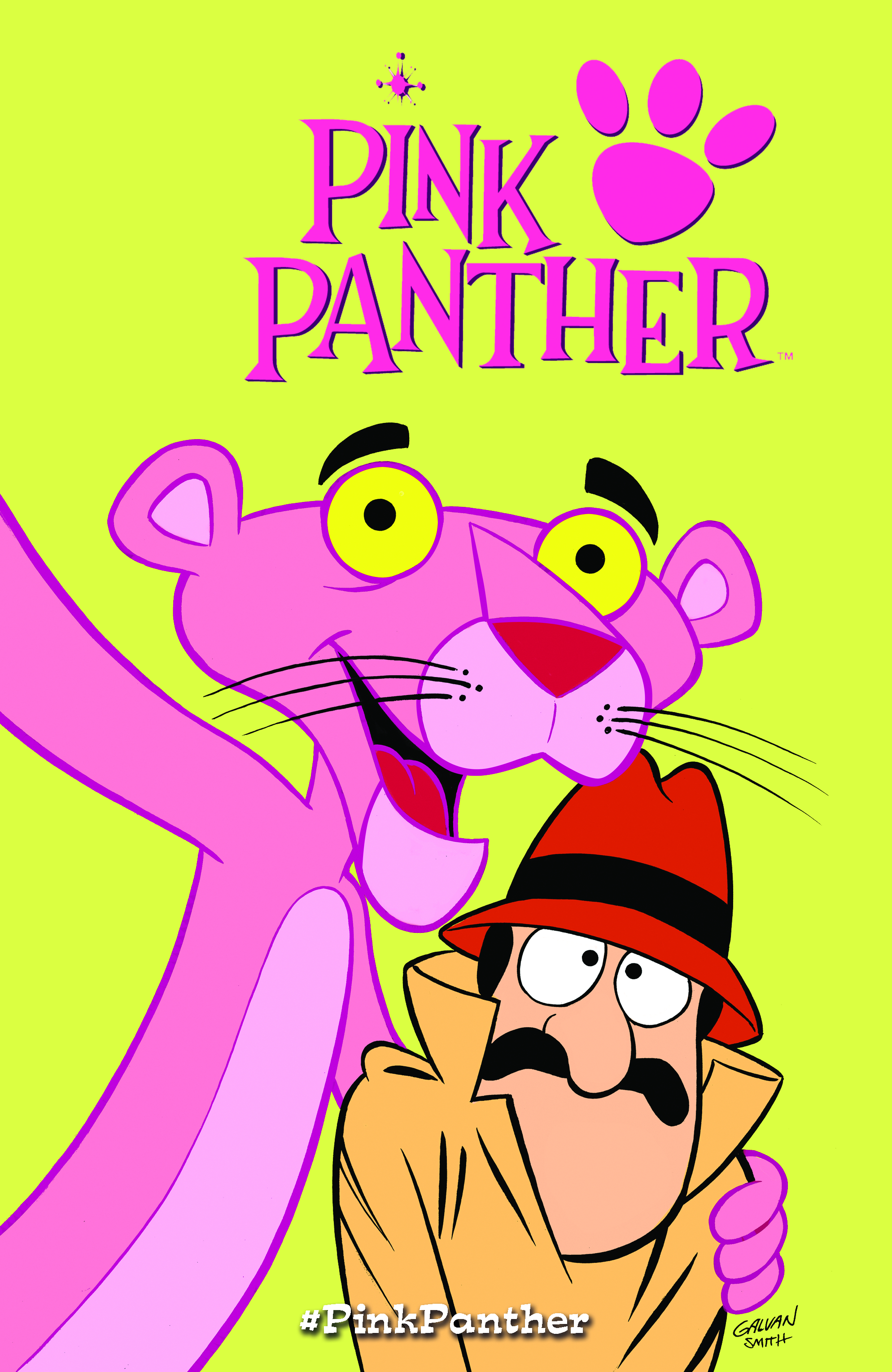 PINK PANTHER TP VOL 01
