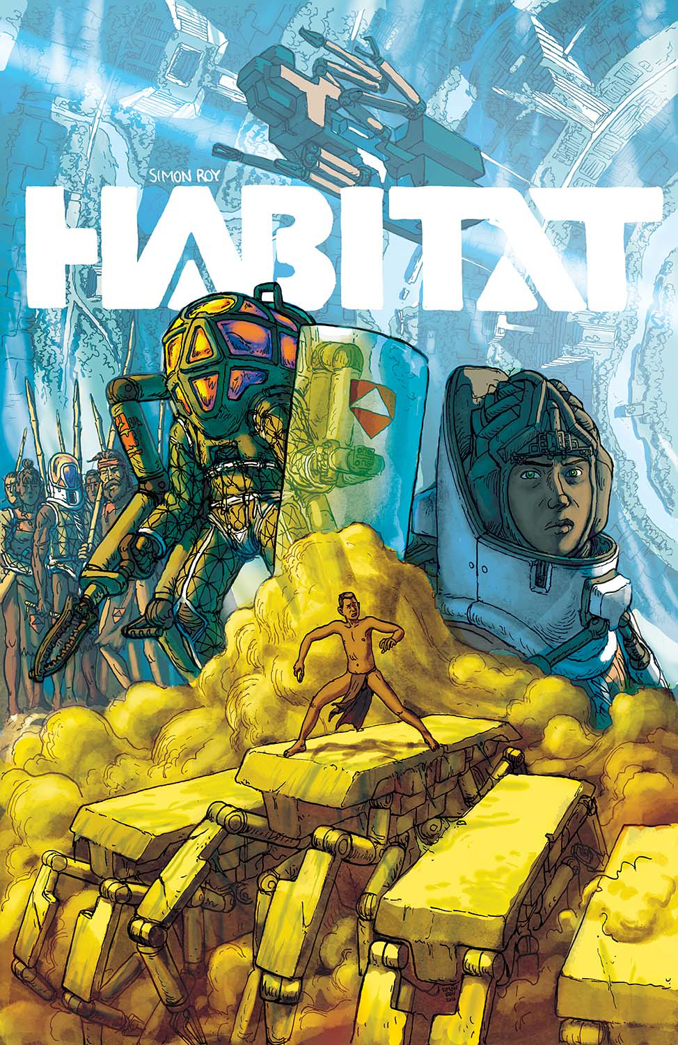 HABITAT TP (AUG160697) (MR)