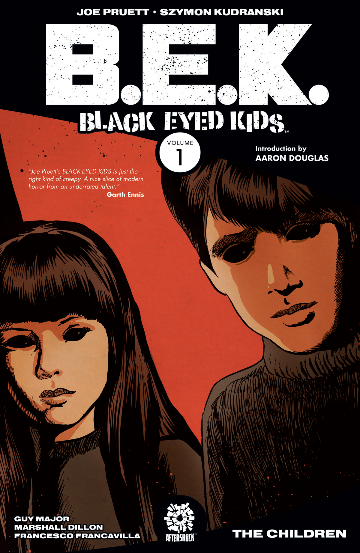 BLACK EYED KIDS TP VOL 01 THE CHILDREN (MR)