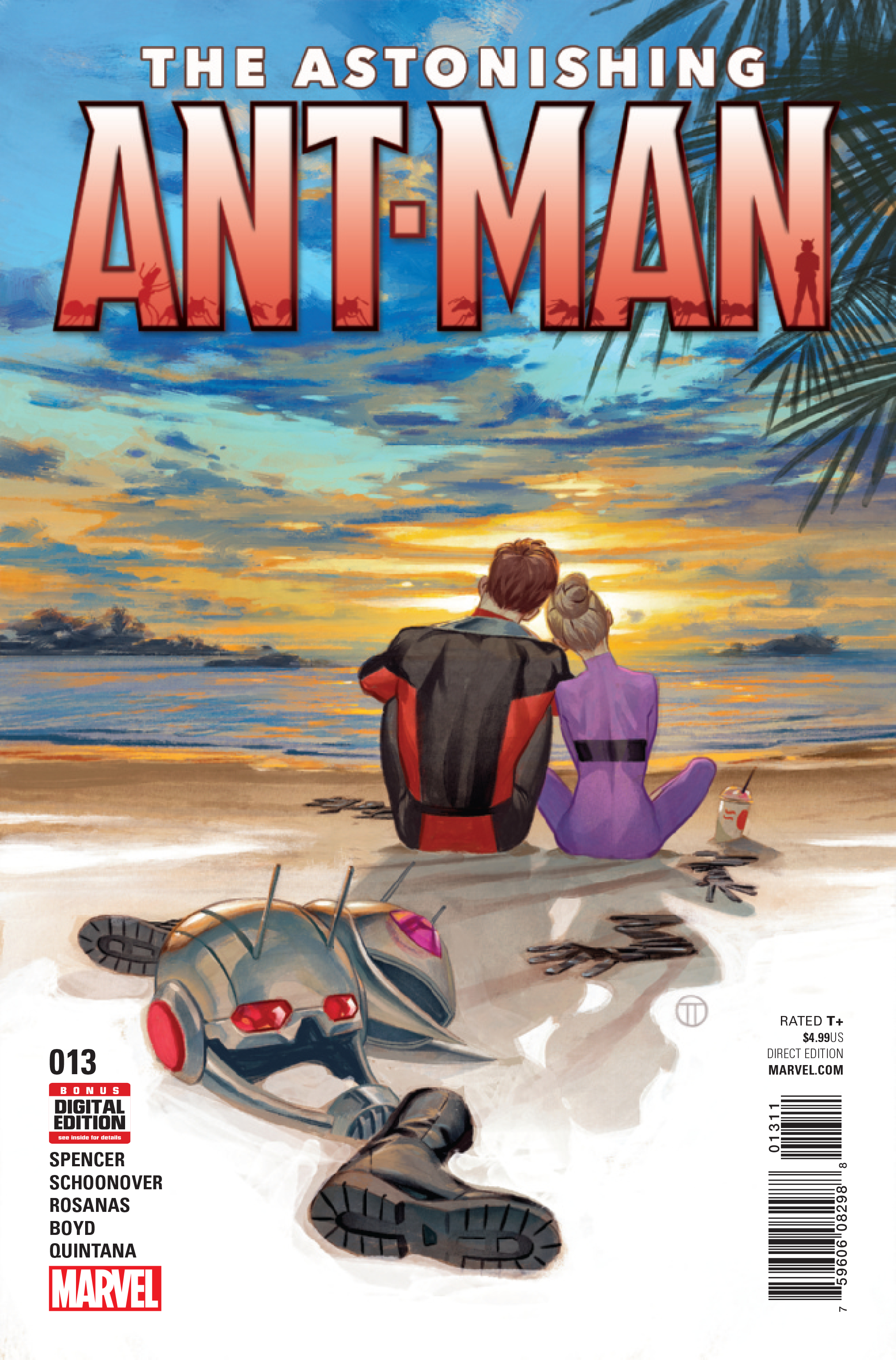 ASTONISHING ANT-MAN #13