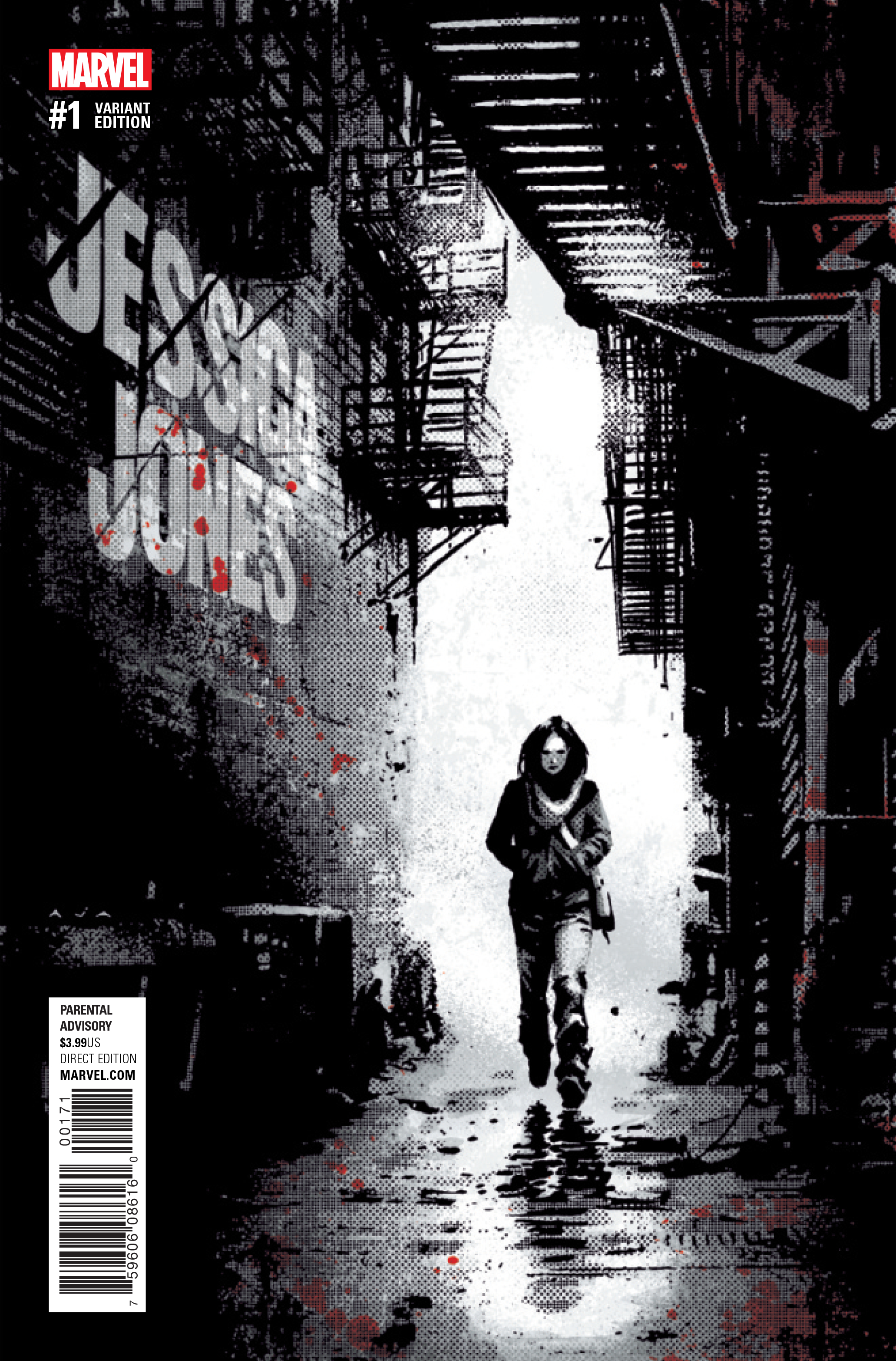 JESSICA JONES #1 AJA VAR NOW
