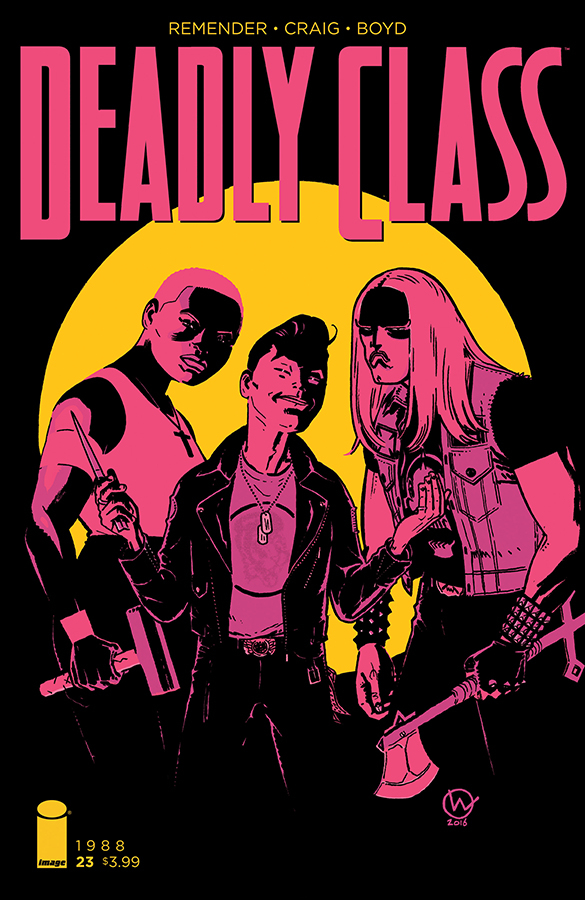 DEADLY CLASS #23 (MR)