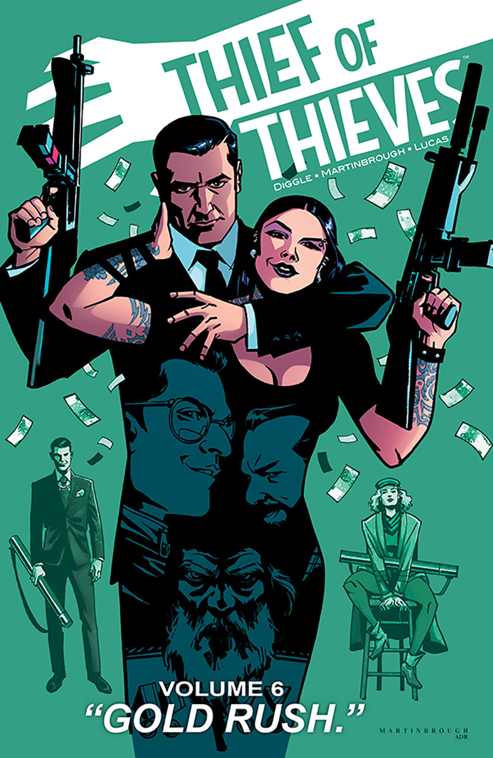 THIEF OF THIEVES TP VOL 06 (MR)
