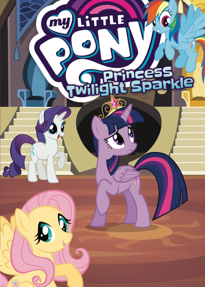 MY LITTLE PONY TP VOL 07 PRINCESS TWILIGHT SPARKLE (OCT16053