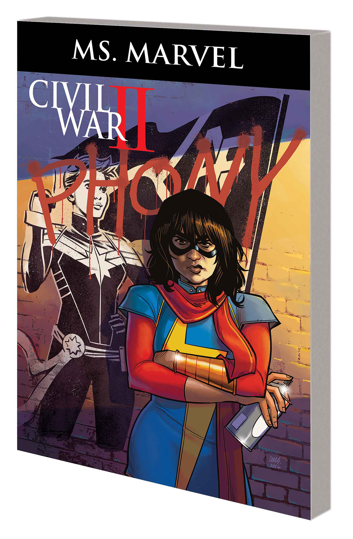 MS MARVEL TP VOL 06 CIVIL WAR II