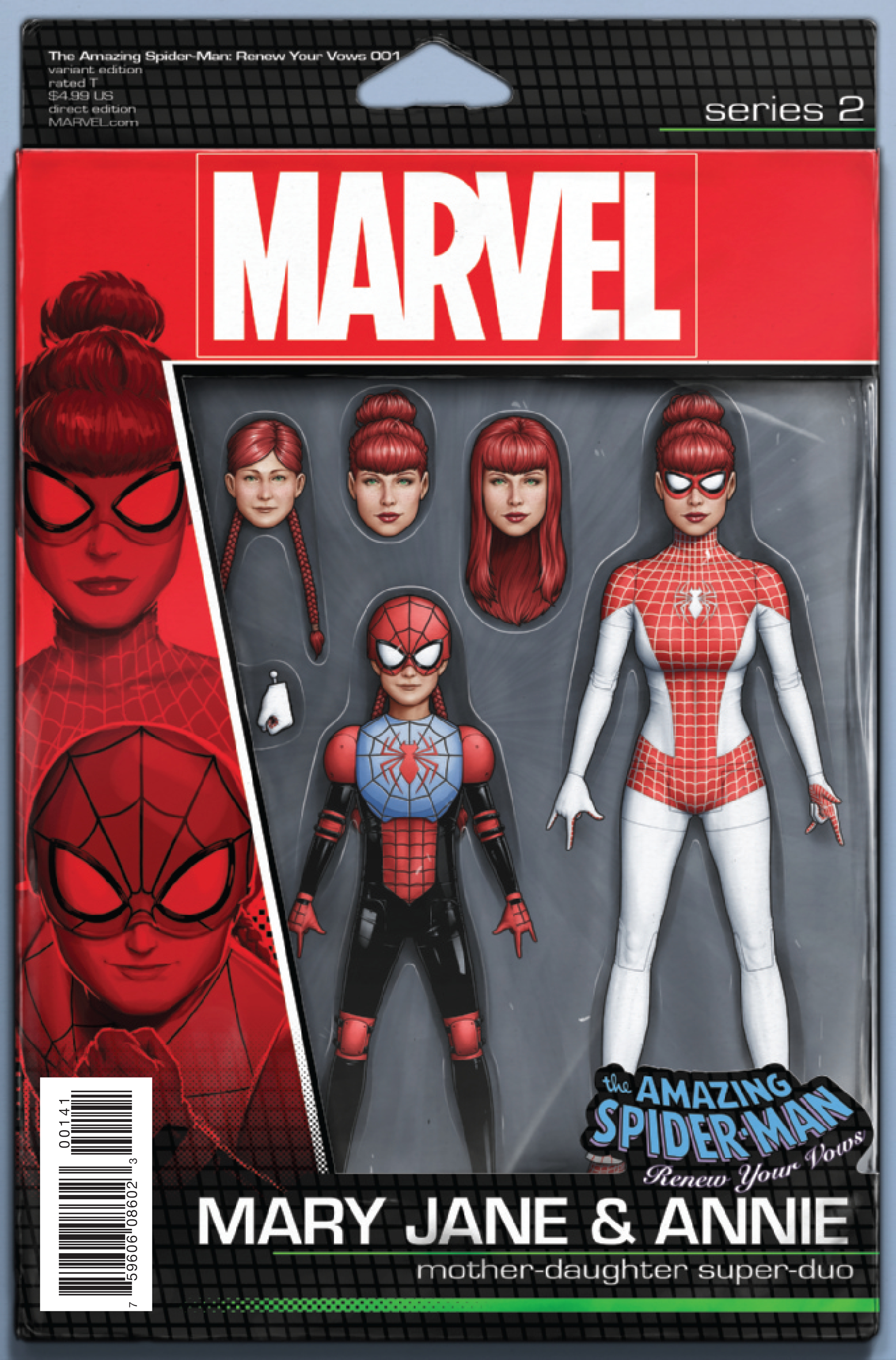 AMAZING SPIDER-MAN RENEW YOUR VOWS #1 CHRISTOPHER ACTION NOW