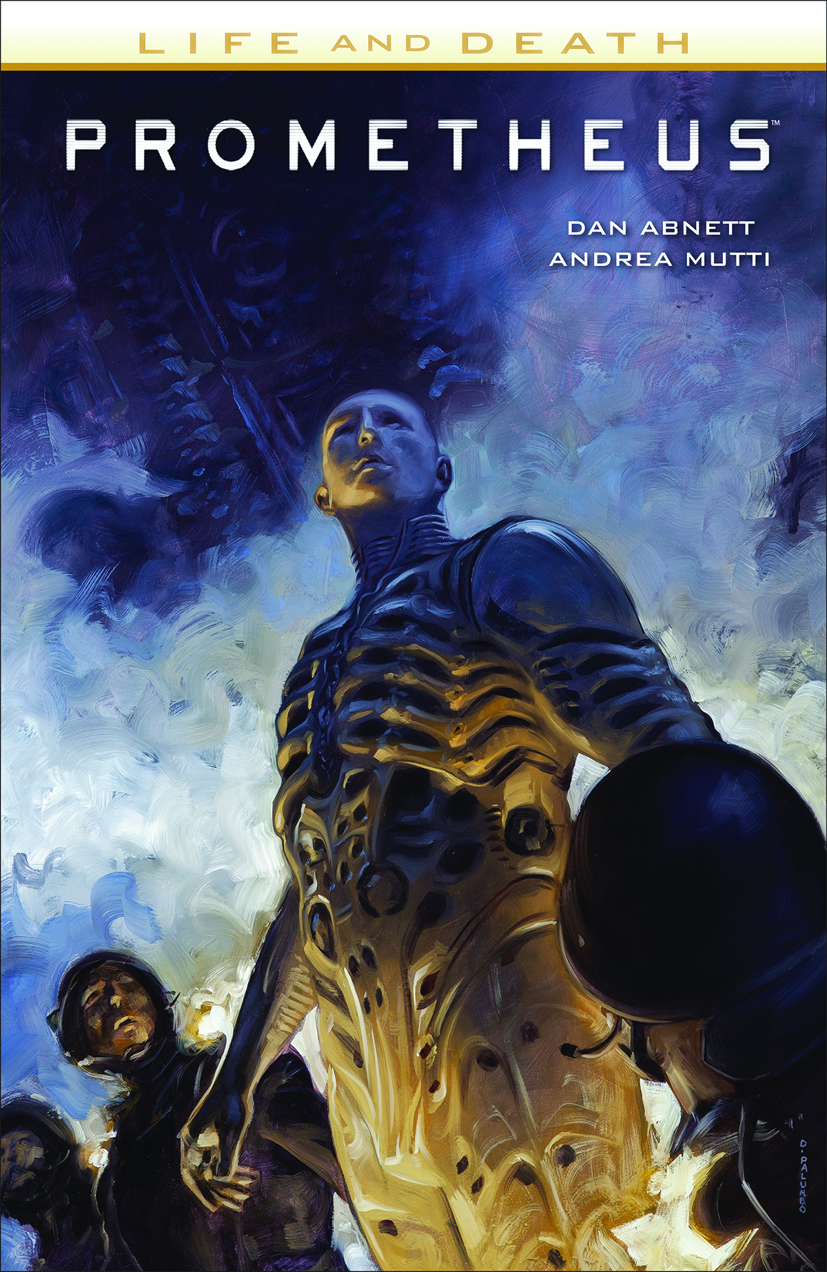 PROMETHEUS LIFE AND DEATH TP VOL 01