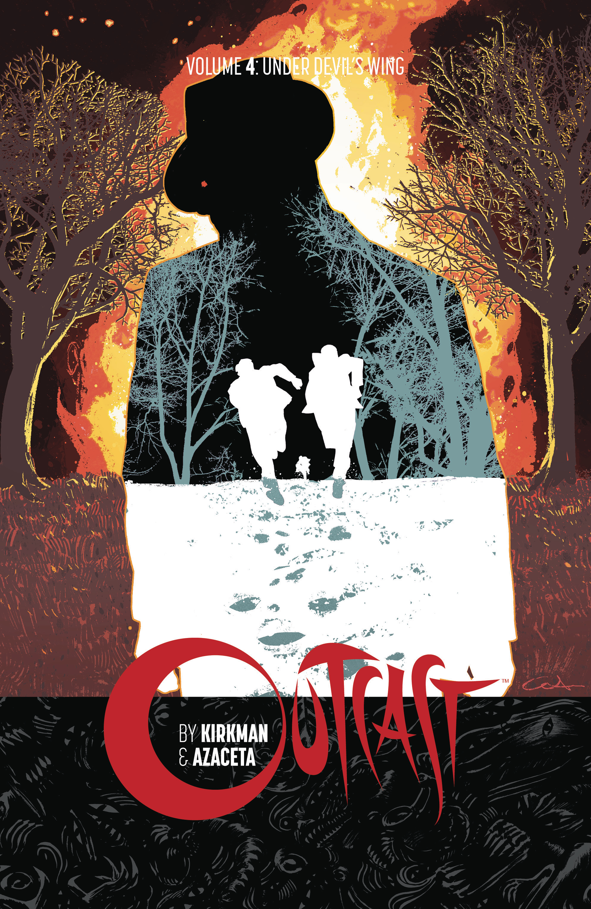 OUTCAST BY KIRKMAN & AZACETA TP VOL 04 (MR)