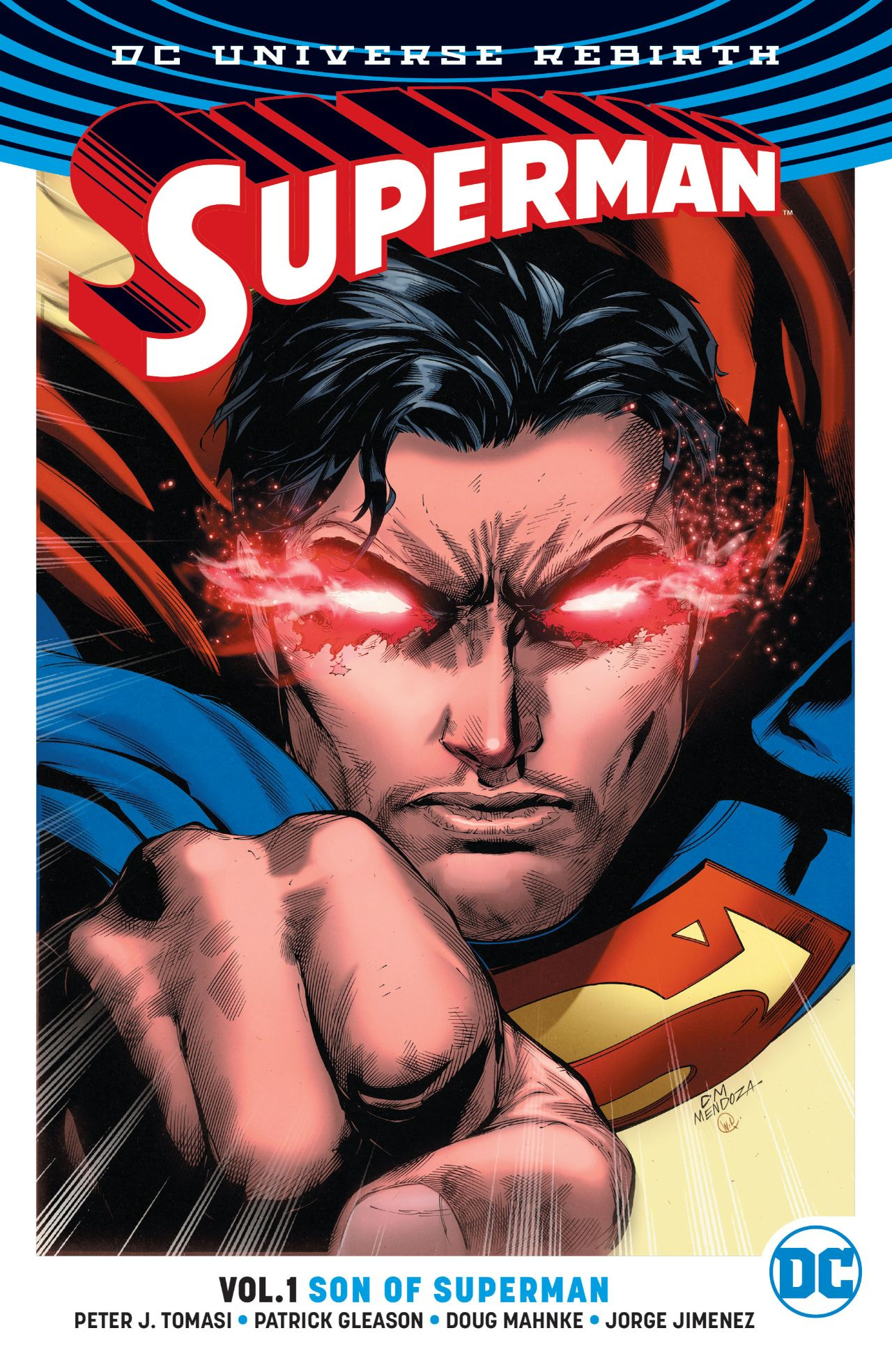 SUPERMAN TP VOL 01 SON OF SUPERMAN