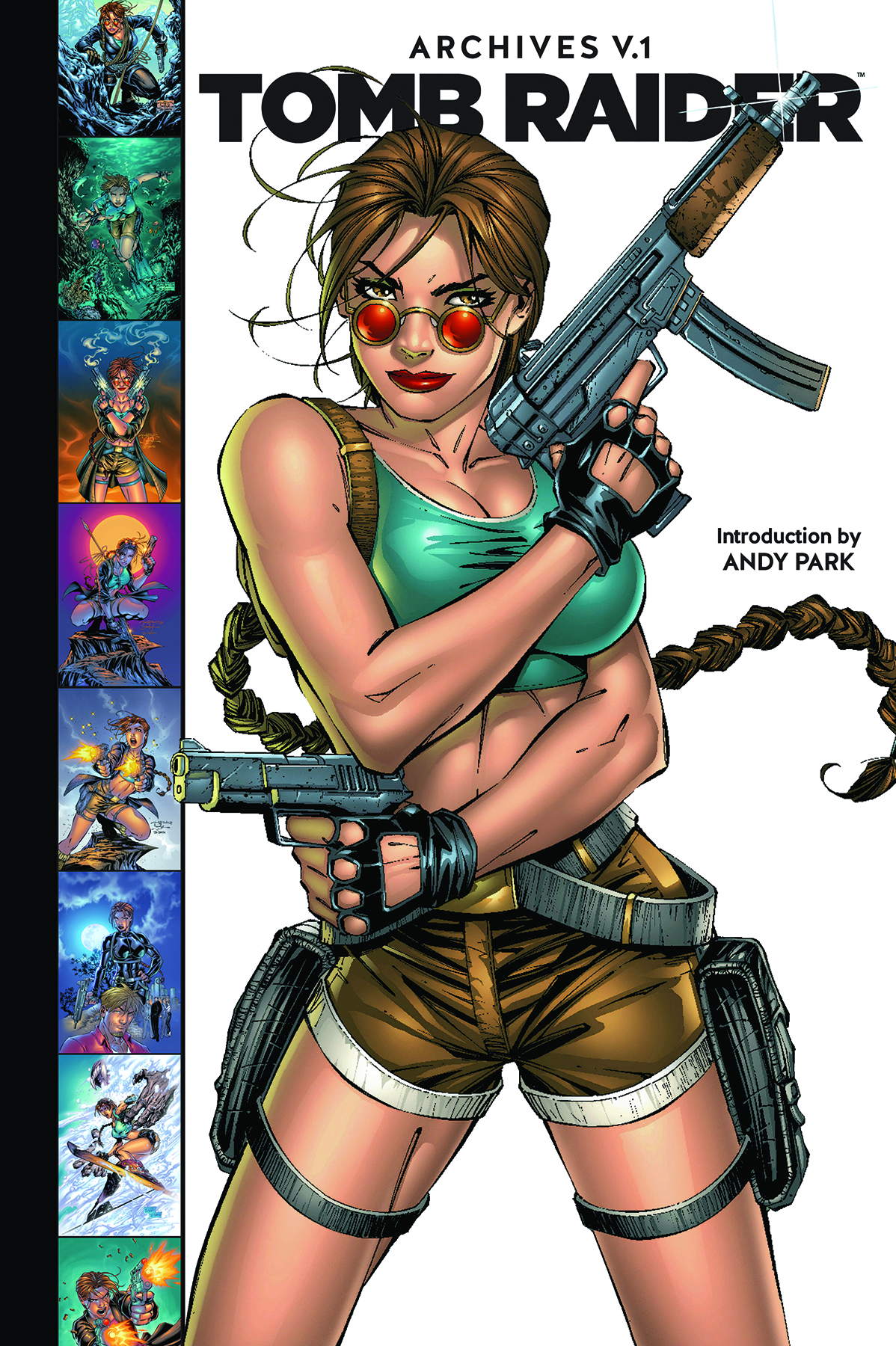 TOMB RAIDER ARCHIVES HC VOL 01 (JUL168074)