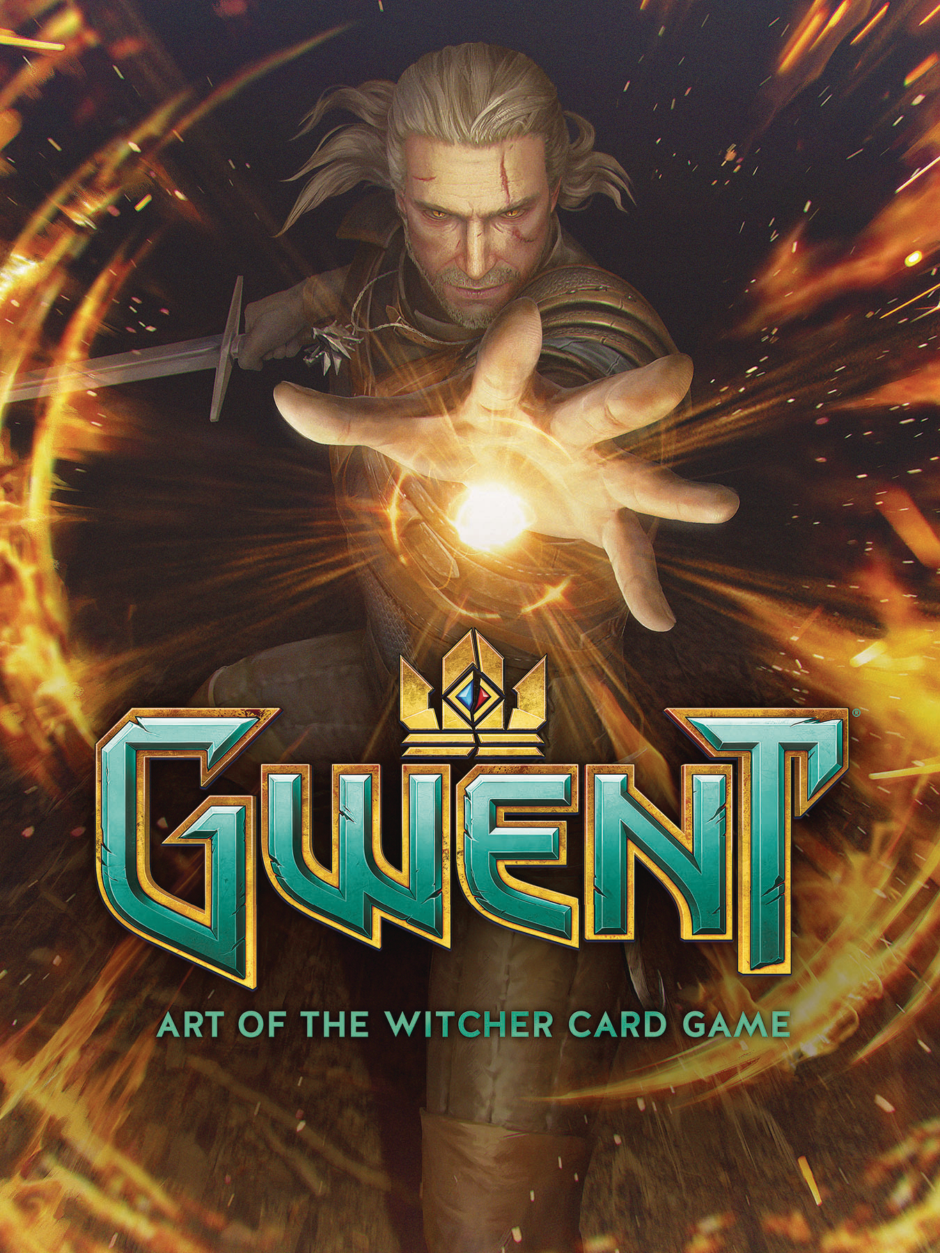 GWENT HC ART OF WITCHER CARD GAME (OCT160026)