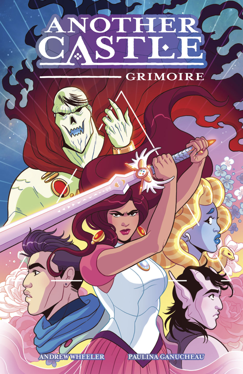 ANOTHER CASTLE GRIMOIRE TP VOL 01