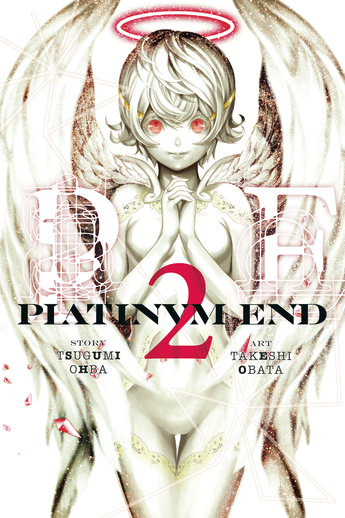 PLATINUM END GN VOL 02 (MR)