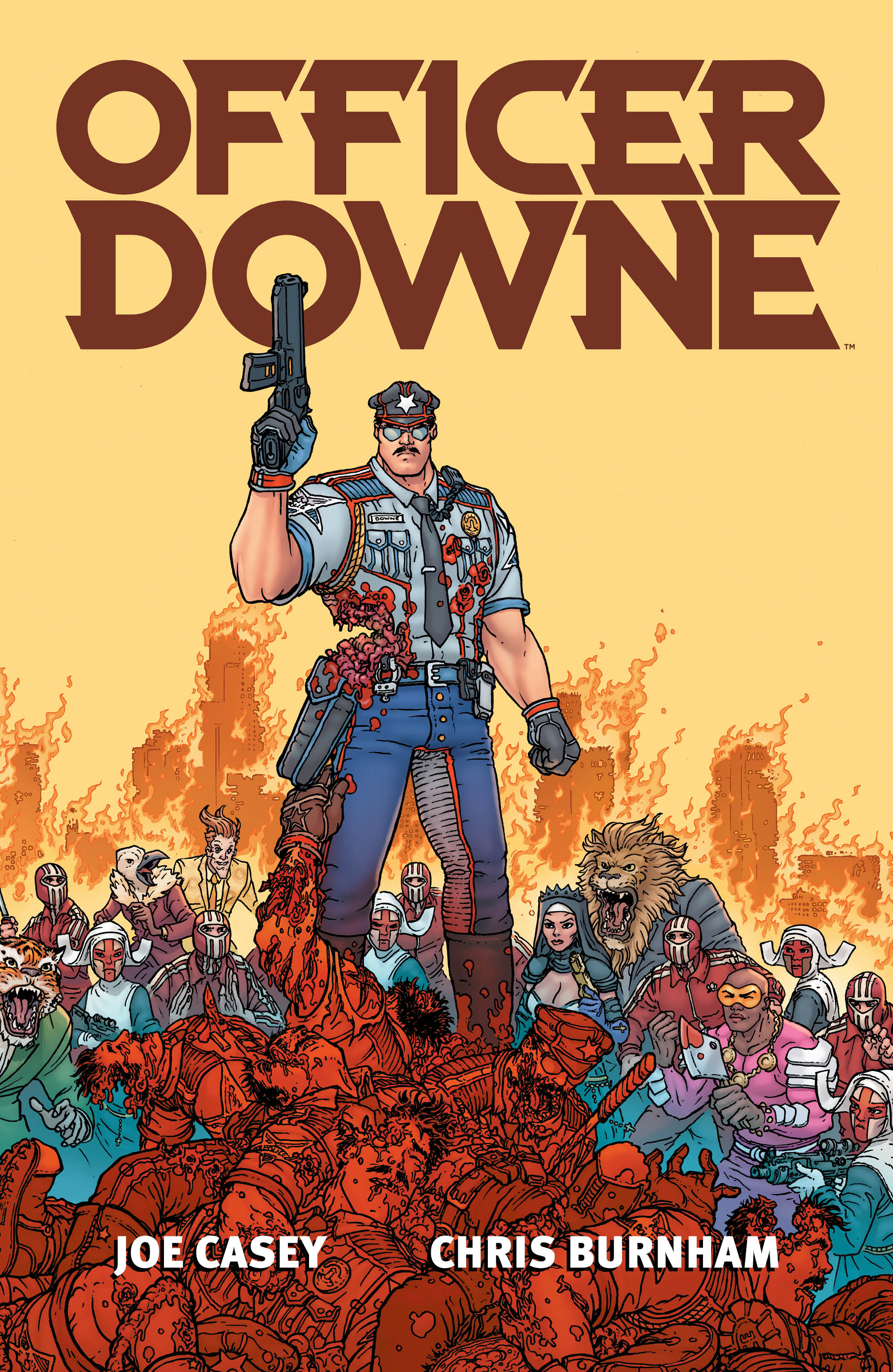 OFFICER DOWNE TP (MR)