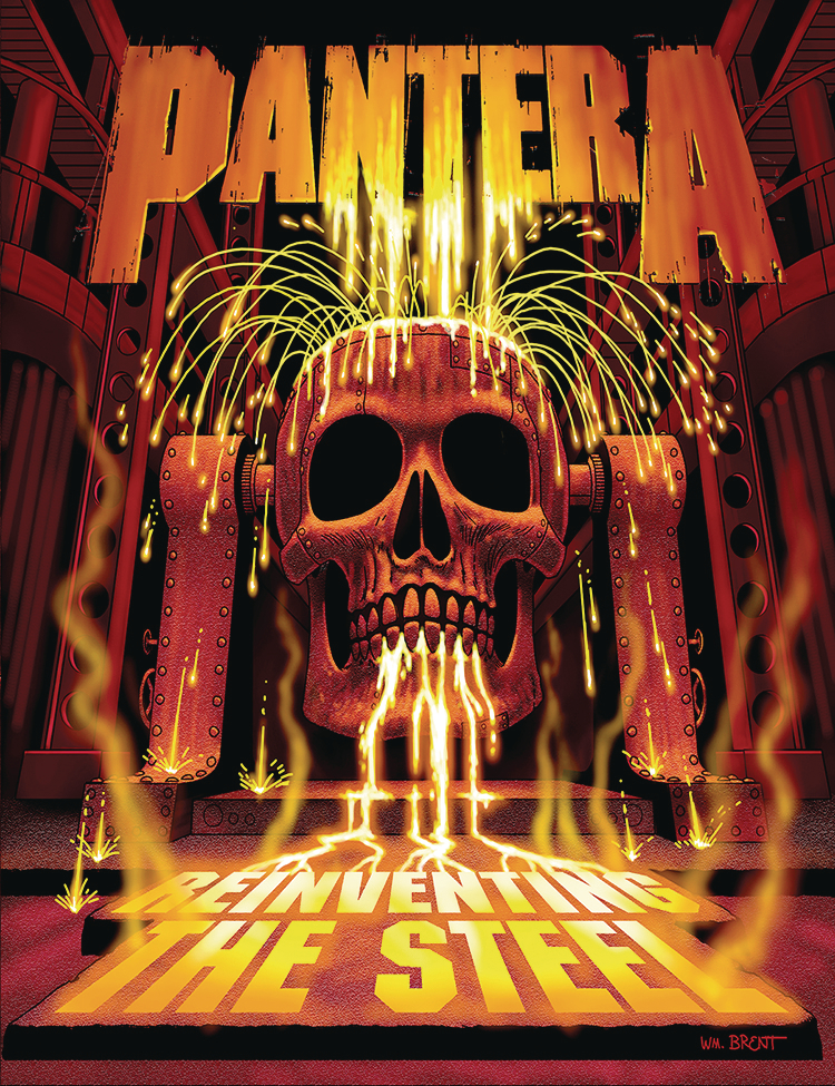 ROCK & ROLL BIOGRAPHIES PANTERA