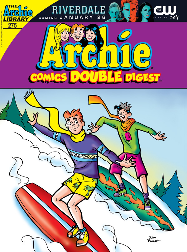 ARCHIE COMICS DOUBLE DIGEST #275