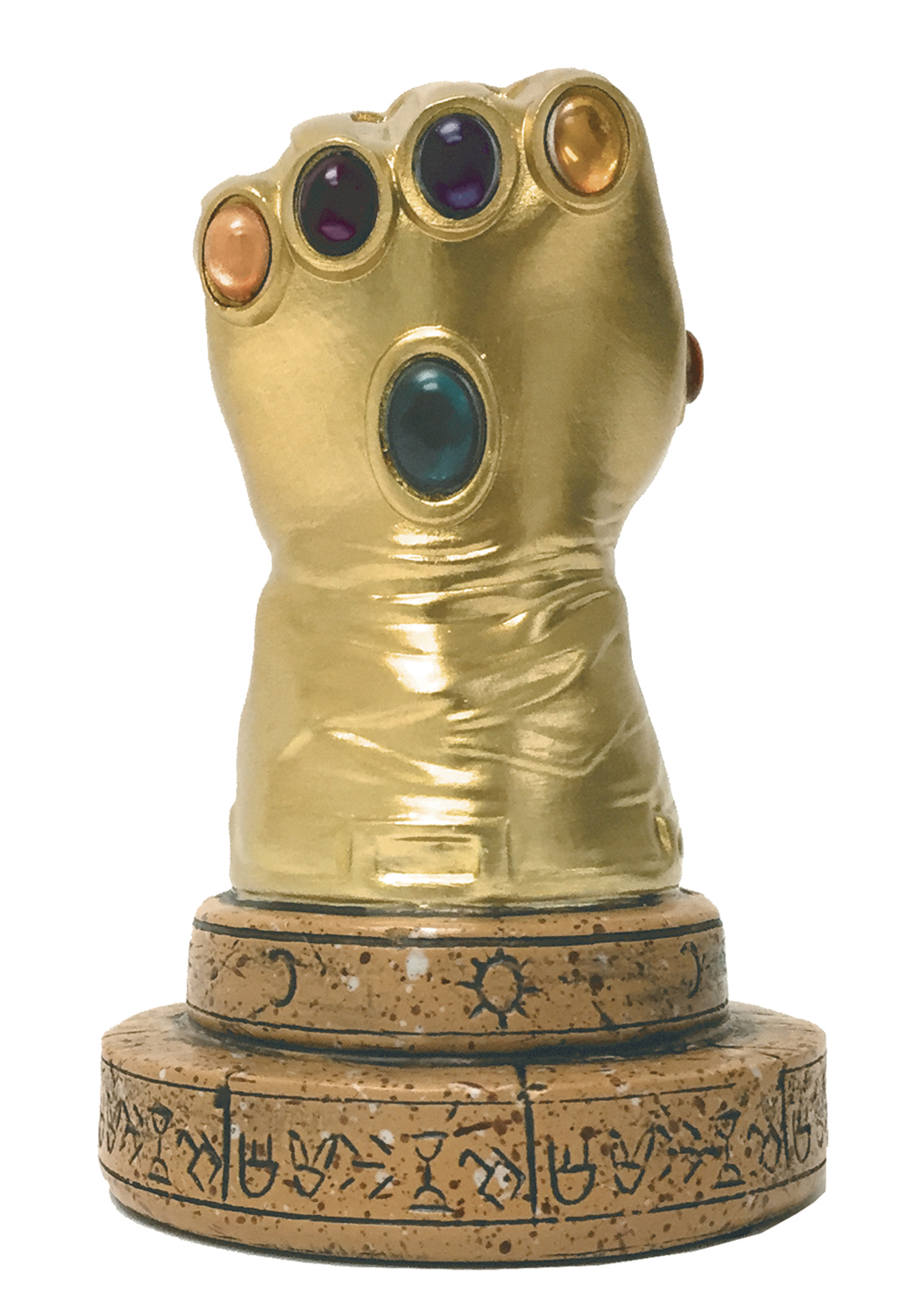MARVEL COMICS INFINITY GAUNTLET PX DESK MONUMENT (O/A)