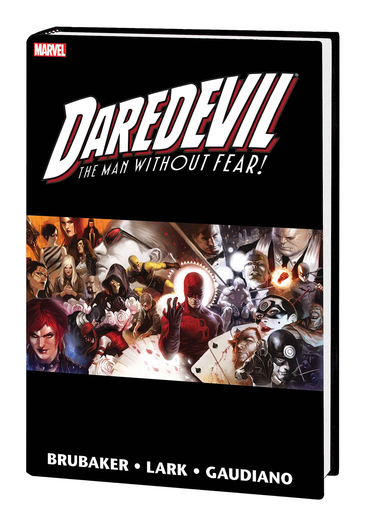 DAREDEVIL BY BRUBAKER AND LARK OMNIBUS HC VOL 02 NEW PTG