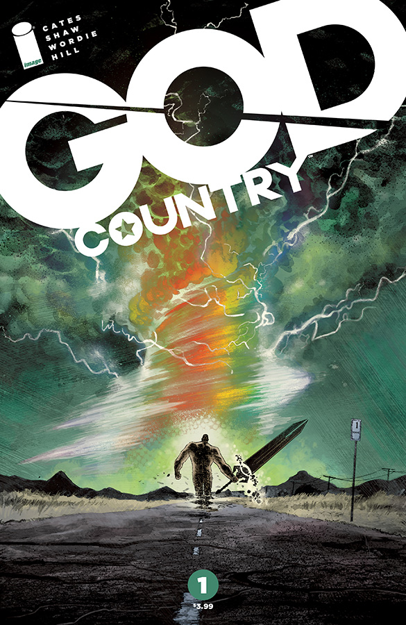 GOD COUNTRY #1 CVR A SHAW & STEWART