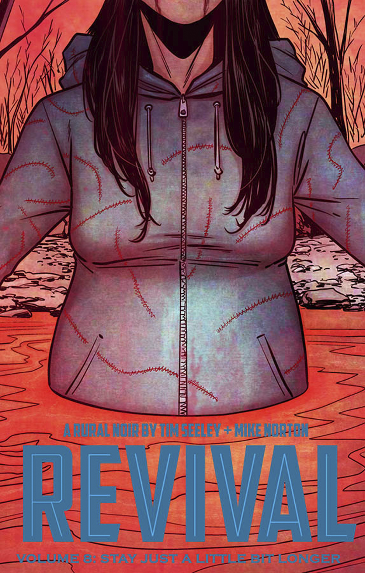 REVIVAL TP VOL 08 STAY JUST A LITTLE BIT LONGER (JAN170840)